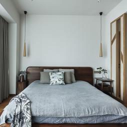 静谧混搭卧室设计实景