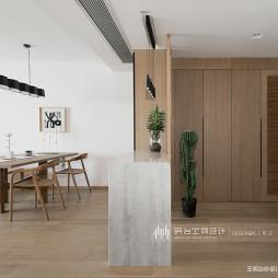 台式现代玄关设计图