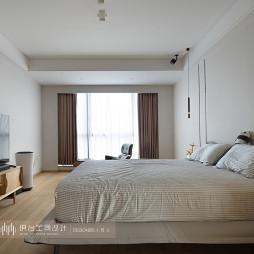 台式现代卧室设计图