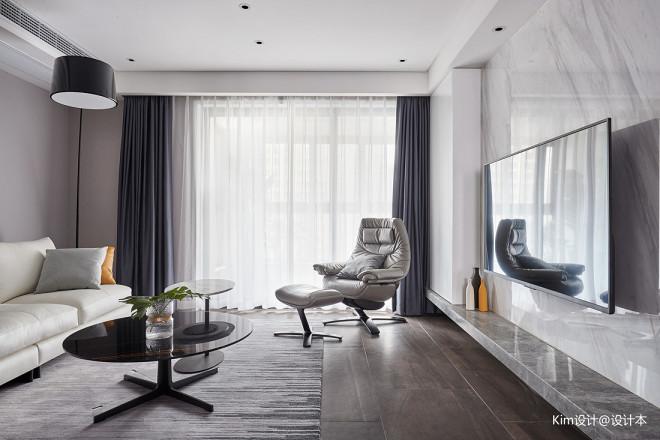 L宅现代客厅设计图片