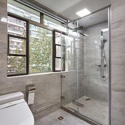 台式简约卫浴设计图片