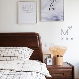 108㎡混搭卧室设计图片