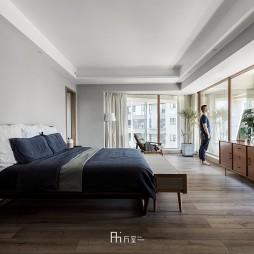 """""""归园田居""""现代卧室设计图"""