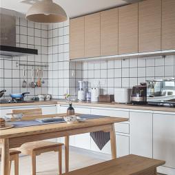 日式风厨房设计图