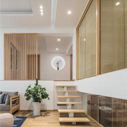 日式风楼梯设计图