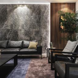 450㎡墅式客厅设计