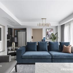 简白现代客厅设计图片