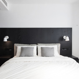 130㎡现代卧室设计
