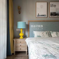 法式风卧室床头灯设计图