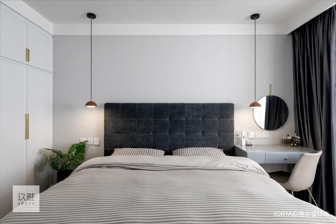 老房子家装_80㎡老房子卧室设计 – 设计本装修效果图