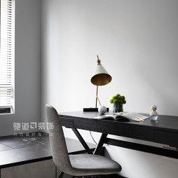 现代简约书桌设计
