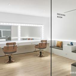 ZOOMWAY Studio办公室化妆间设计