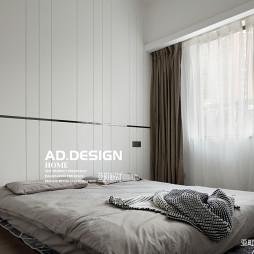 浪漫现代次卧设计图