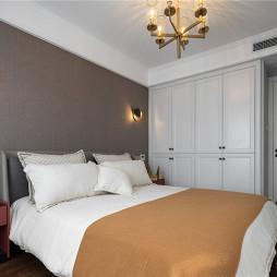 美式轻奢次卧室设计图