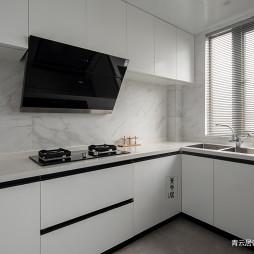 简约&实用厨房设计图