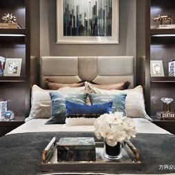 现代样板房客卧图片
