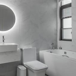混搭三居卫浴图片