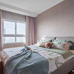 平淡简约卧室图片