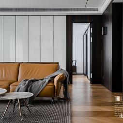 现代北欧客厅沙发图片