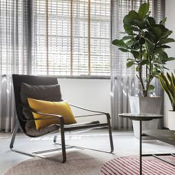 145㎡现代客厅休闲区图片