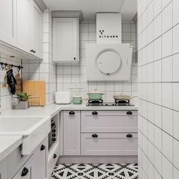 Colorful北欧厨房图片