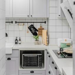 Colorful北欧厨房设计图