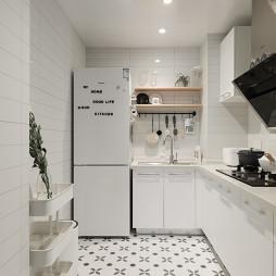 北欧小户型厨房图片