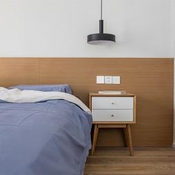 简约卧室图