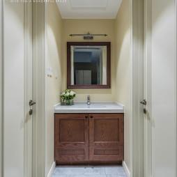 极致大美卫浴洗手台设计图