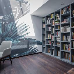 现代大书房设计