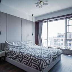 现代大卧室图片