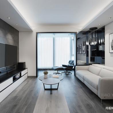 高品质现代客厅设计图