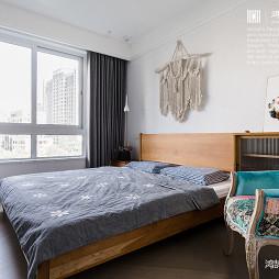 日系清新卧室设计图