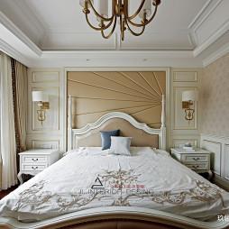 法式别墅主卧室设计图