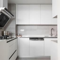 简致现代厨房设计图