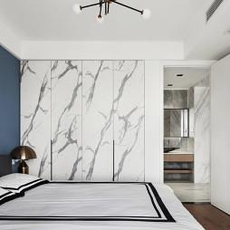 质感现代卧室衣柜图片