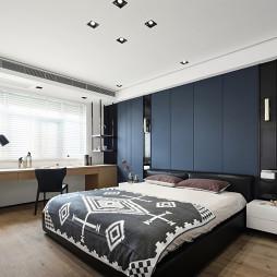 质感现代主卧室设计图片