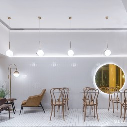 Kakaar Coffee咖啡厅吊灯图片