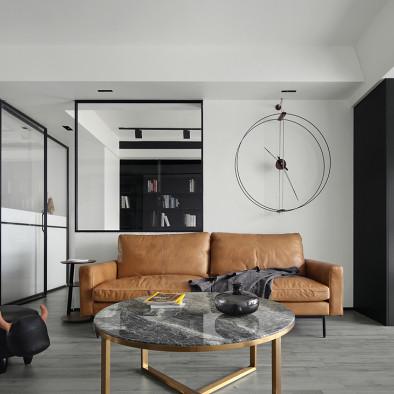 以简驭繁简约客厅沙发图片