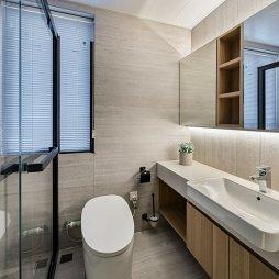 RUNJING·如镜现代卫浴设计图