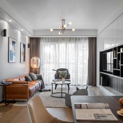 静谧现代客厅吊灯图片