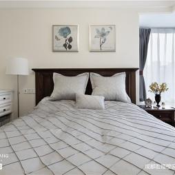 清欢美式卧室设计图