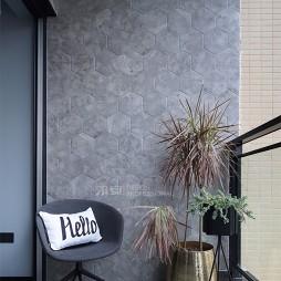时髦现代阳台设计图片