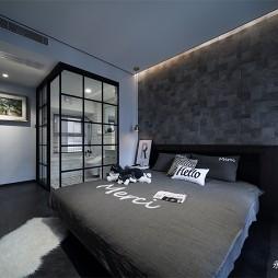 时髦现代卧室主卧图片