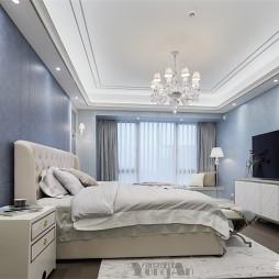 精致法式卧室设计图