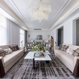 中海峰墅客厅设计图片