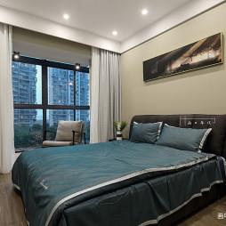 240平现代主卧室设计图片
