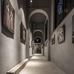 大象艺术馆艺术画廊设计图