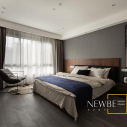 中式二居卧室图片