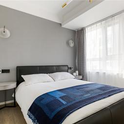现代婚房卧室设计图片